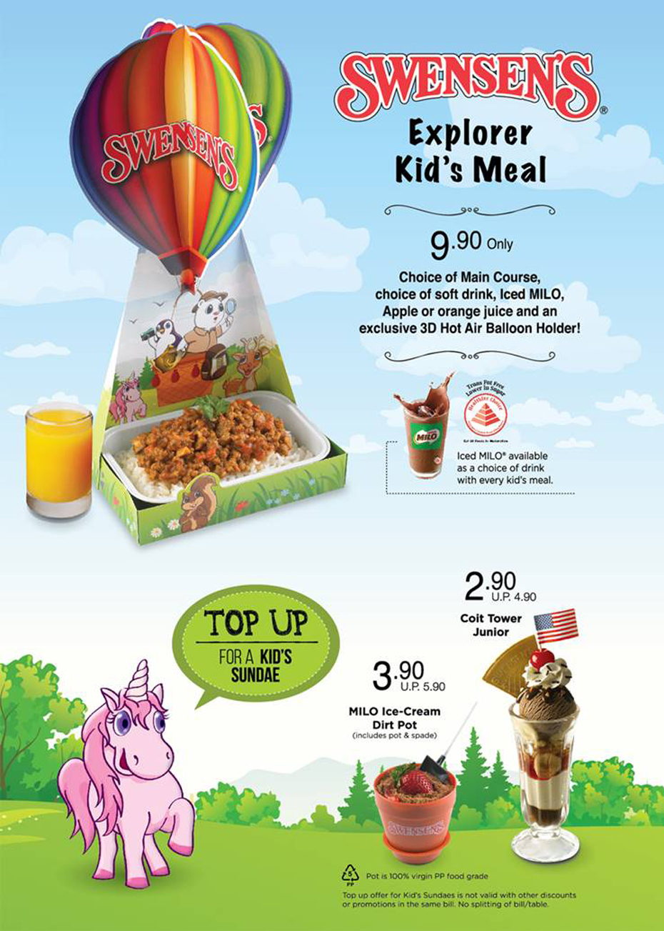 Kid's Meal 1