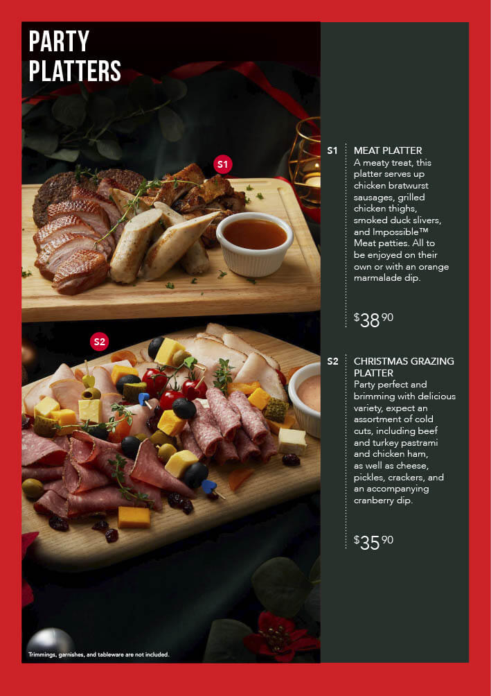 Swensen's Christmas Catalogue and Giftmas Parcels 2020 Page 12