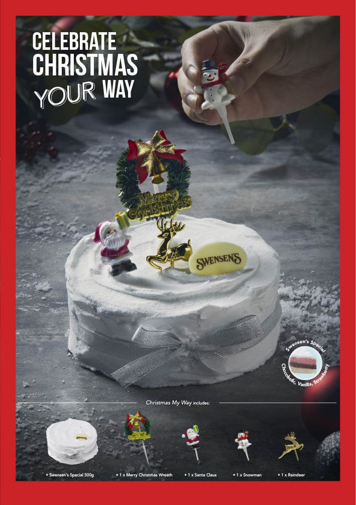 Swensen's Christmas Catalogue and Giftmas Parcels 2020 Page 5