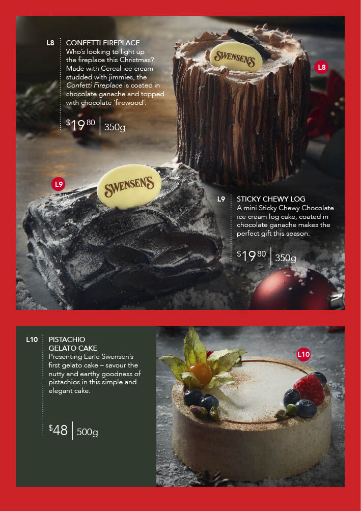 Swensen's Christmas Catalogue and Giftmas Parcels 2020 Page 7