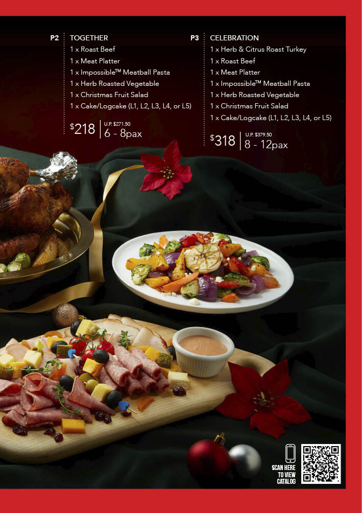 Swensen's Christmas Catalogue and Giftmas Parcels 2020 Page 9