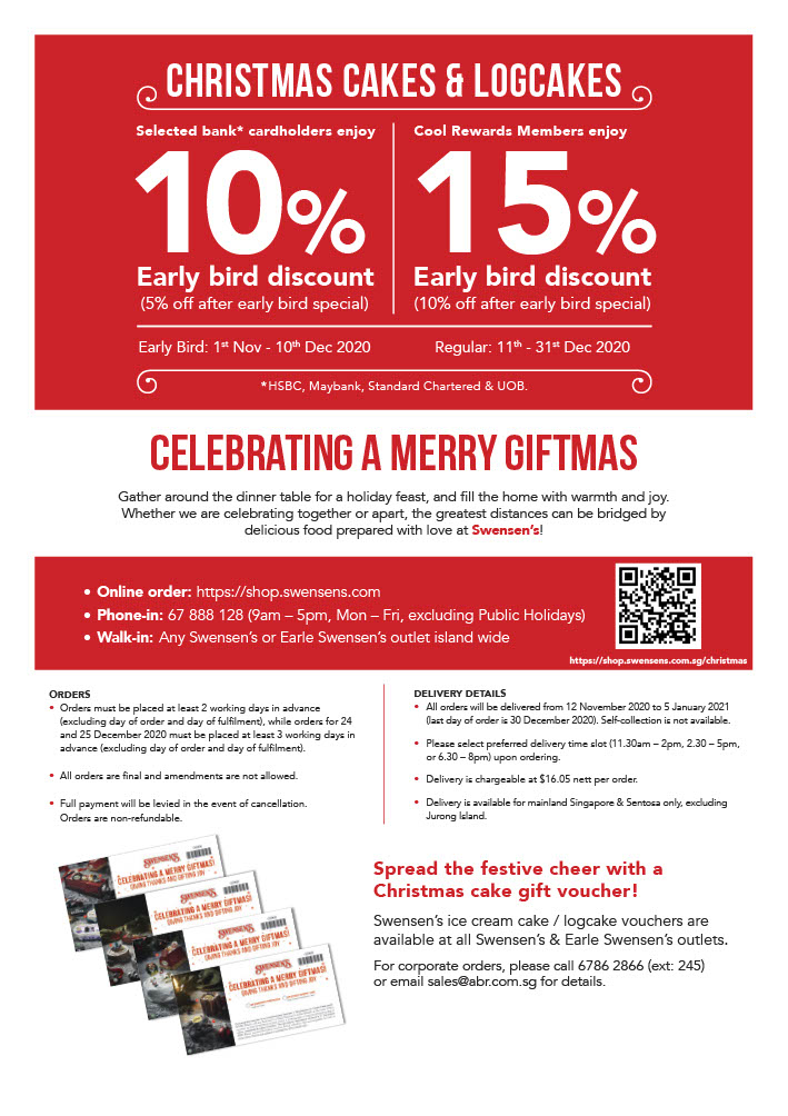 Swensen's Christmas Catalogue and Giftmas Parcels 2020 Page 15
